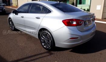 CRUZE LTZ 1.4 AUTOMÁTICO TURBO 2016/2017 FLEX full